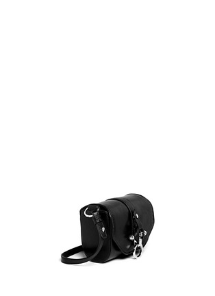 Front View - Click To Enlarge - Givenchy - 'Obsedia' leather crossbody bag