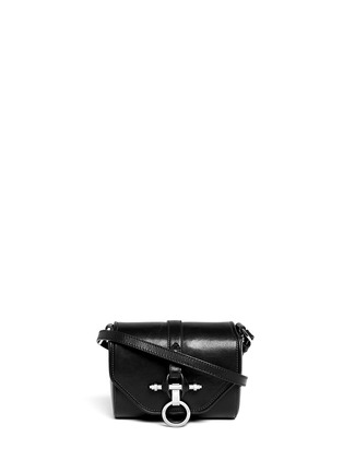 Main View - Click To Enlarge - Givenchy - 'Obsedia' leather crossbody bag