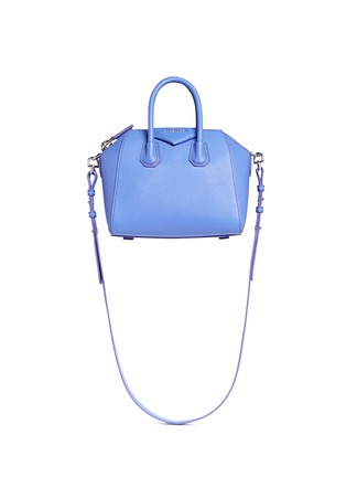 Main View - Click To Enlarge - Givenchy - 'Antigona' mini leather bag