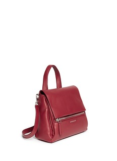 GIVENCHY 'Pandora Pure' small leather flap bag