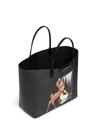 Detail View - Click To Enlarge - Givenchy - 'Antigona' large Bambi print tote