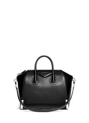 Main View - Click To Enlarge - Givenchy - 'Antigona' medium leather bag
