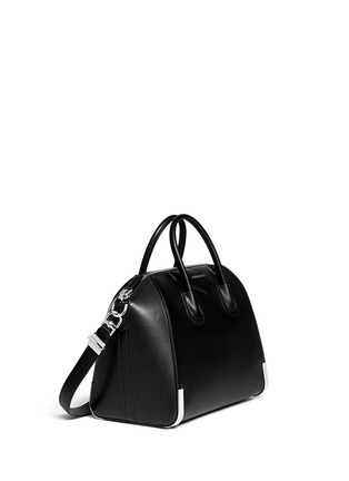 Figure View - Click To Enlarge - Givenchy - 'Antigona' medium leather bag