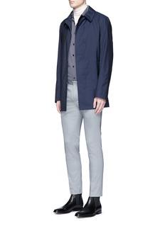 TopmanSkinny fit cotton twill pants