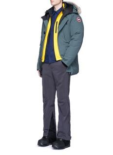 AZTECH MOUNTAIN 'Hayden's Peak' reversible puffer jacket
