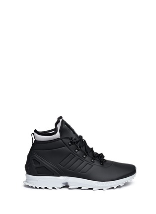 Main View - Click To Enlarge - Adidas - 'ZX Flux Winter' PrimaLoft® sock high top sneakers