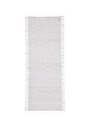 首图 - 点击放大 - ISABEL MARANT ÉTOILE - 横纹流苏羊毛混羊绒围巾