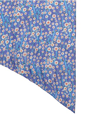 Detail View - Click To Enlarge - Isabel Marant Étoile - 'Fay' flower print silk chiffon scarf