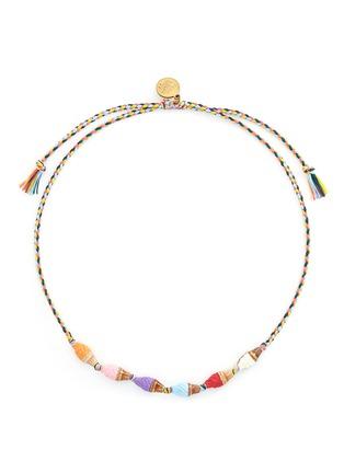 Main View - Click To Enlarge - Venessa Arizaga - 'Ice Cream 4 U' necklace