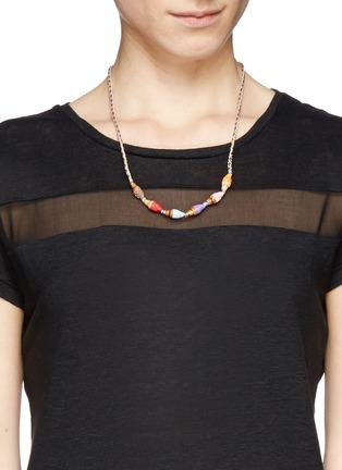 Figure View - Click To Enlarge - Venessa Arizaga - 'Ice Cream 4 U' necklace