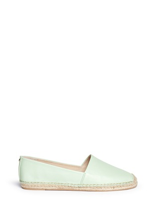 Main View - Click To Enlarge - Sam Edelman - 'Lynn' leather espadrilles