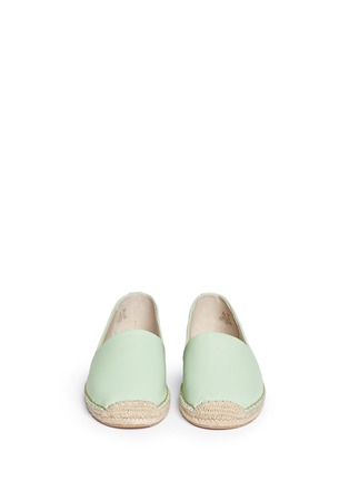 Figure View - Click To Enlarge - Sam Edelman - 'Lynn' leather espadrilles