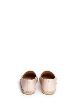 Back View - Click To Enlarge - Sam Edelman - Lynn' leather espadrilles