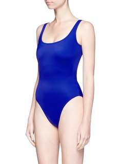 Norma Kamali 'Super Low Back Mio' one-piece swimsuit