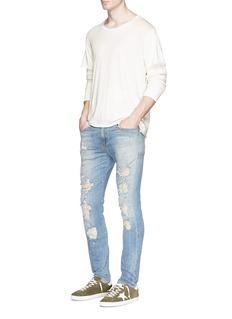 NSF'Liam' long sleeve underlay T-shirt