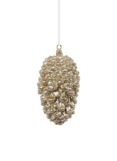 Shishi AsPine cone Christmas ornament