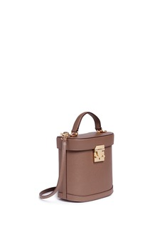 Mark Cross 'Benchley' binocular saffiano leather bag