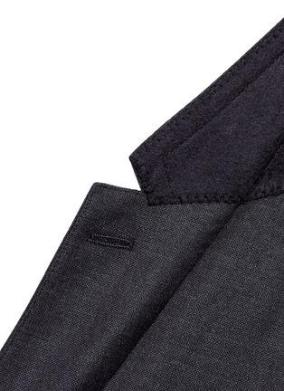 - Dolce & Gabbana - 'Martini' slim fit notch lapel wool-silk suit