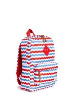 'Heritage' mariner stripe kids backpack