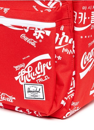 - The Herschel Supply Co. Brand - 'Lawson' Coca-Cola® print backpack