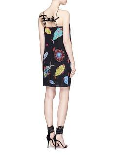 EMILIO PUCCIBurdines print silk camisole dress