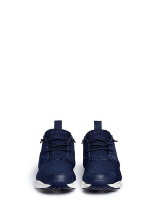 Front View - Click To Enlarge - Reebok - 'Furylite Winter' rib trim sneakers