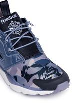 'FuryLite Candy Girl' geometric print sneakers