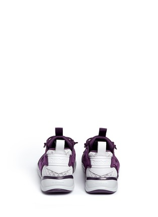 Reebok - 'FuryLite Sheer' open mesh sneakers
