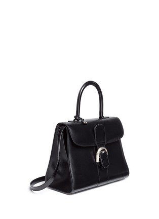 Figure View - Click To Enlarge - Delvaux - 'Brilliant MM' box calf leather bag