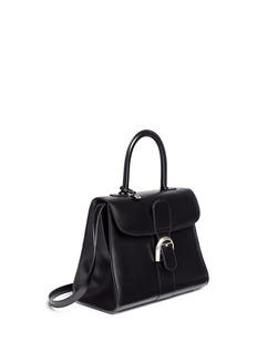 Delvaux'Brilliant MM' box calf leather bag