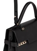 'Tempête MM' leather bag