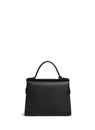 Back View - Click To Enlarge - Delvaux - 'Tempête MM' leather bag