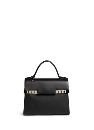 Main View - Click To Enlarge - Delvaux - 'Tempête MM' leather bag
