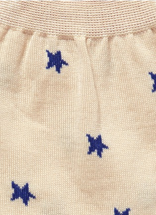 Detail View - Click To Enlarge - HANSEL FROM BASEL - 'Twinkle' crew socks
