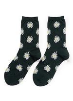 'Daisy' crew socks