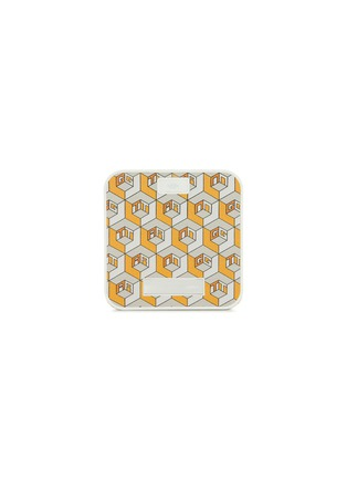 Main View - Click To Enlarge - Tang Tang Tang Tang - Monogram print wireless travel speaker