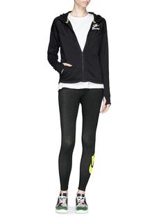 Nike 'Leg-A-See' training leggings