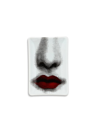 Fornasetti - Bocca rectangular ashtray