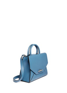 GIVENCHY 'Obsedia' small leather flap tote