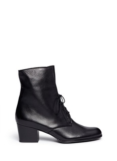 STUART WEITZMAN'Stepin' lace up boots