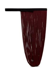 STELLA MCCARTNEYSingle fringe belt