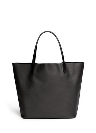Back View - Click To Enlarge - Givenchy - 'Antigona' medium Rottweiler print tote