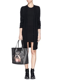 GIVENCHY 'Antigona' medium Rottweiler print tote