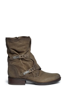 SAM EDELMAN'Ridge' latch strap leather boots