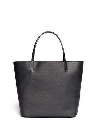 Back View - Click To Enlarge - Givenchy - 'Antigona' medium bambi print tote