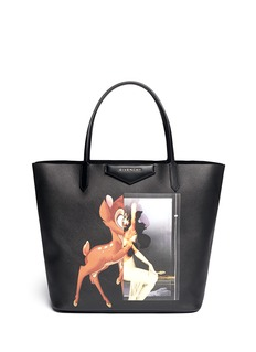 GIVENCHY'Antigona' medium bambi print tote