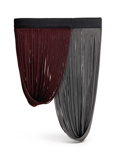 STELLA MCCARTNEYDouble fringe belt