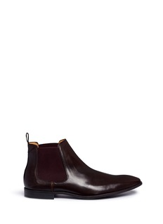 Paul Smith'Falconer' leather Chelsea boots