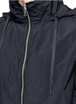 Detail View - Click To Enlarge - DANWARD - Hood windbreaker jacket