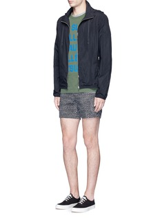 DANWARDHood windbreaker jacket